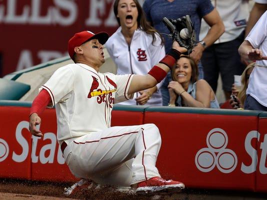 APTOPIX Pirates Cardinals Baseball