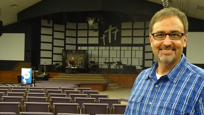 Mark Pfeifer, pastor of Open Door, has been at the helm for 25 years and will nod to the anniversary a series of sermons in October.