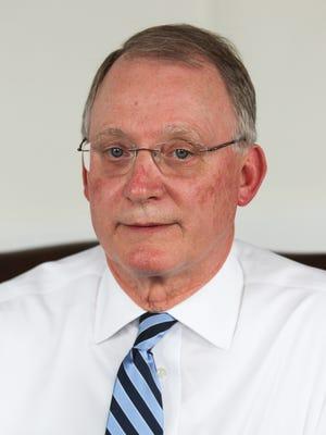 Anderson County Attorney Leon Harmon