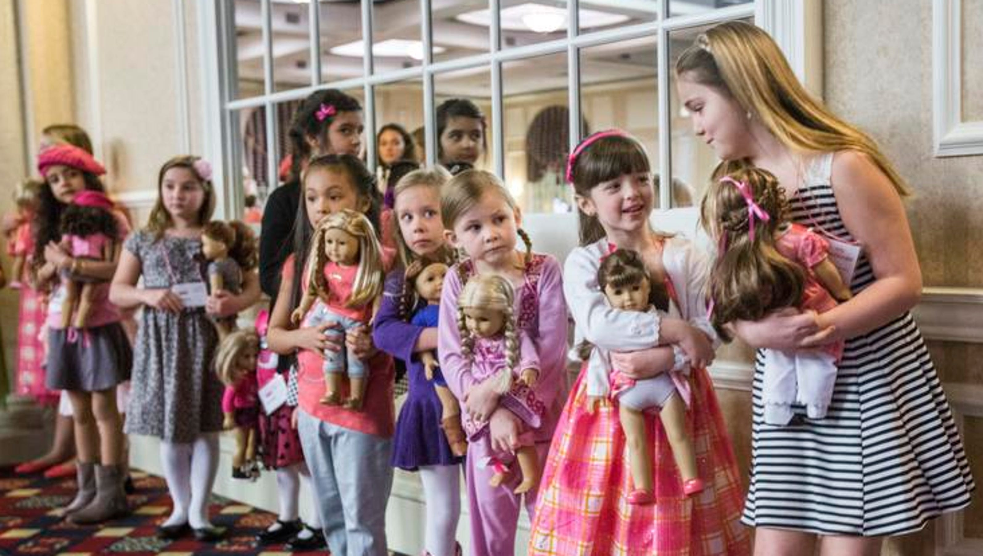 American Girl Fashion Show Cool Kids Campaign 40