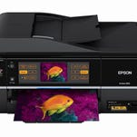 Epson's Artisan 800 all-in-one printer can give your designs an artistic edge.