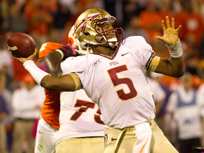 Winston airs it out during the Seminoles b2a6330d5