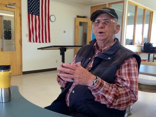 White Sulphur Springs Mayor Julian Theriault talks