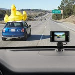 Dash cam with Internet: The Owl car camera can grab and stream video of crashes and break-ins