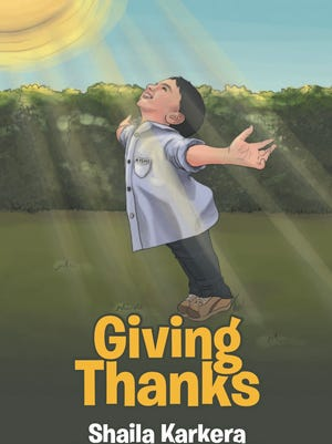 Giving Thanks by Shaila Karkera of Memphis and Mumbai