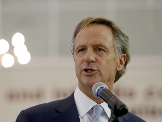 Haslam signs repeal bill of new Nashville, Memphis marijuana laws
