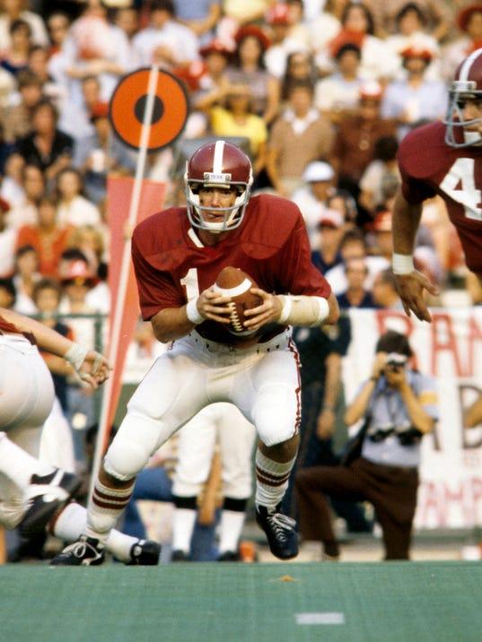 NCAA Football: USA TODAY Sports-Archive