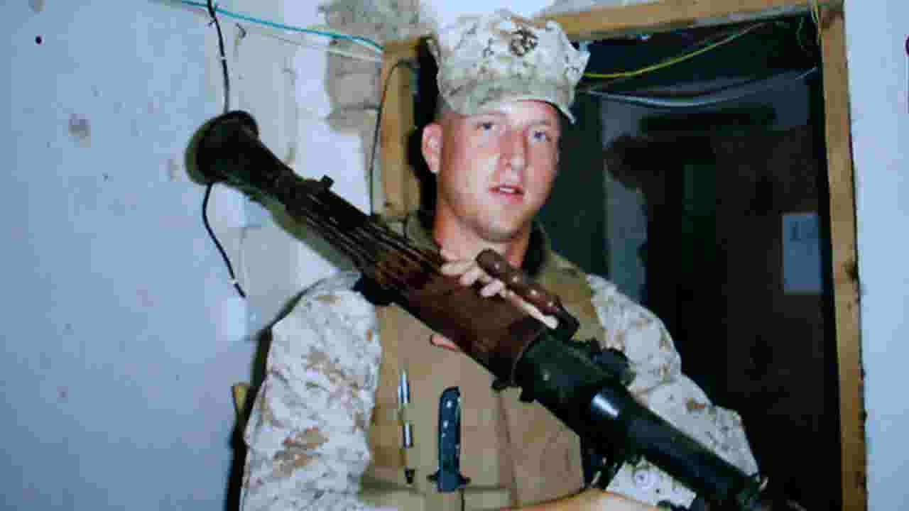 A war within: The battle against PTSD and veteran suicide