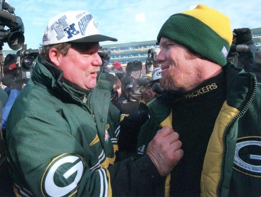 Holmgren and Favre