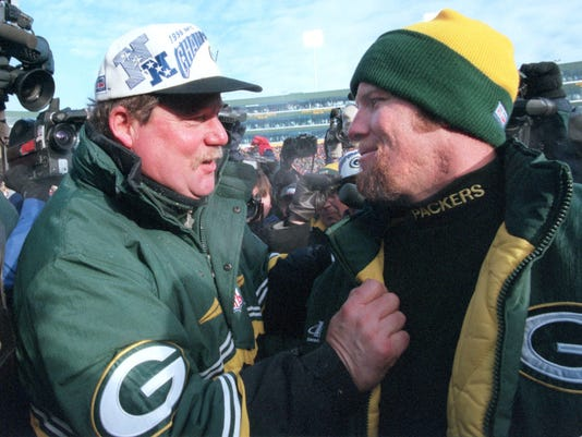 Holmgren and Favre