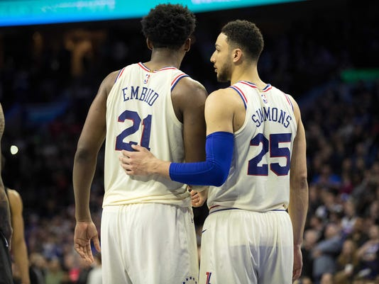 99ccc2cea 2018 NBA Playoffs  5 things to know about the Philadelphia 76ers