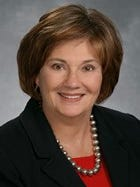 Susan Gerard, chairman of the board of the Maricopa Integrated Health System.