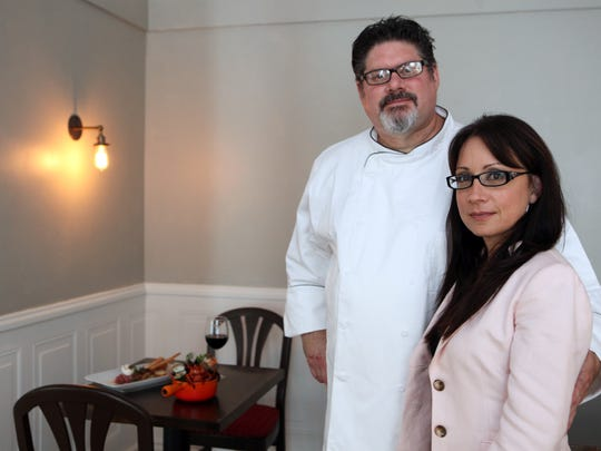 Chef Kevin Reilly and his girlfriend, Maria Santini, are the owners of Roost, a new restaurant in Sparkill.