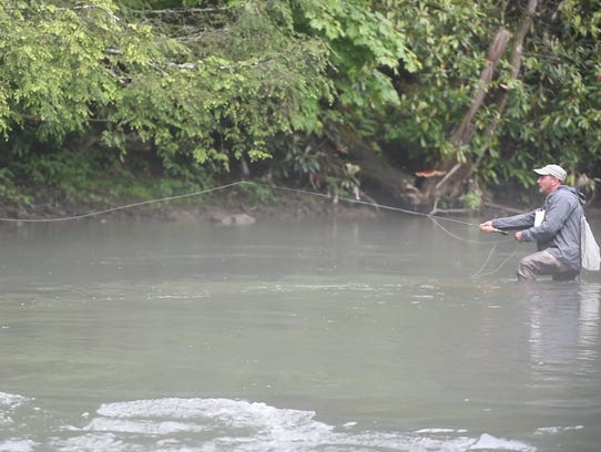 Penns creek still a fly fishing treasure for Fishing in pittsburgh