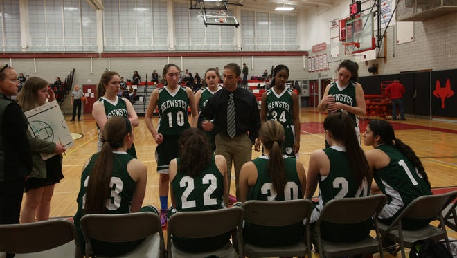 Brewster head coach Mike Castaldo and the Bears are making waves in Class A this season.
