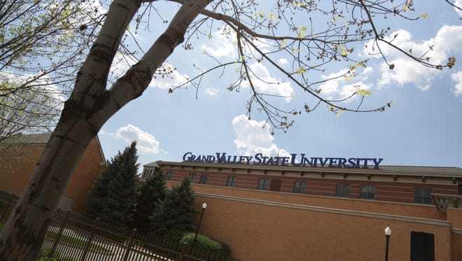 Grand Valley State University in Grand Rapids.