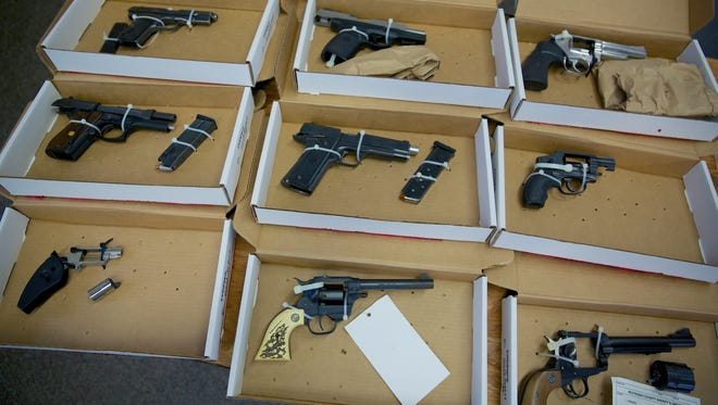 The Supreme Court ruled Monday that felons retain the right to dispose of their guns.