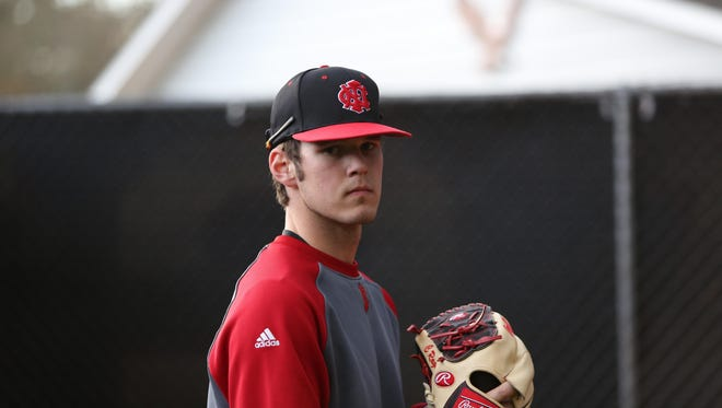 NFC senior pitcher Cole Ragans, an FSU signee, threw a no-hitter on Thursday afternoon against Chiles, striking out seven and walking just one batter.