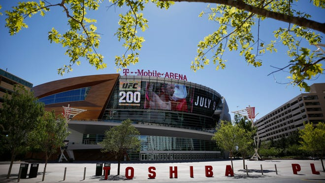 T-Mobile Arena will be the home of the new NHL team in Las Vegas.