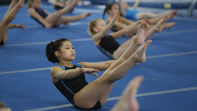 Victoria Nguyen of West Des Moines finished with the seventh-best individual score out of 33 gymnasts in the senior division of the City of Jesolo (Italy) Trophy on Saturday. As part of Team USA, she qualified for the event finals in the balance beam.