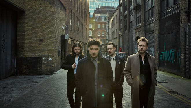Mumford & Sons with special guest Catfish and the Bottleman will perform at 7:30 p.m. Oct. 4 at the Isleta Amphitheater, in Albuquerque. Tickets range in price from $29.50 to $59.50 plus fees and are available for purchase through Ticketmaster outlets, www.ticketmaster.com and 800-745-3000.