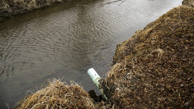 Des Moines Water Works claims drainage districts, established under Iowa law by counties to drain water from flat farm fields, operate as unchecked polluters by funneling nitrates and farm runoff that costs millions to remove into a main source of drinking water for central Iowans ratepayers.