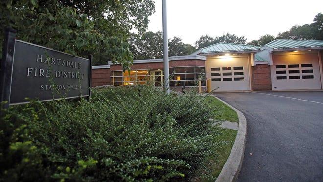 Hartsdale Fire Station