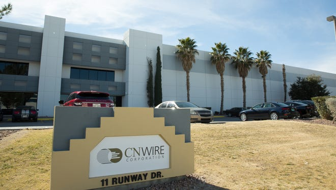 CN Wire, in Santa Teresa, is among the businesses on the New Mexico COVID-19 watchlist