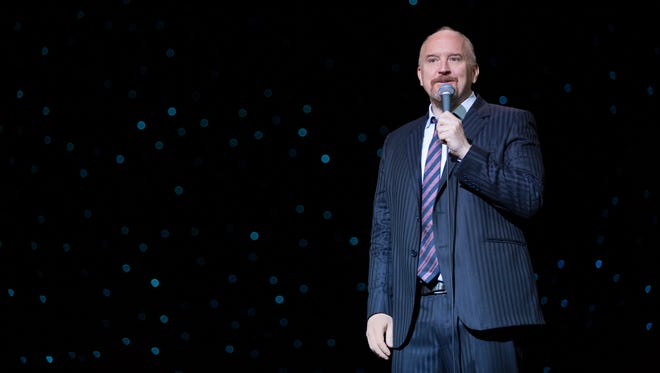 Louis C.K. talks love, death and sexuality in his new Netflix special, '2017.'