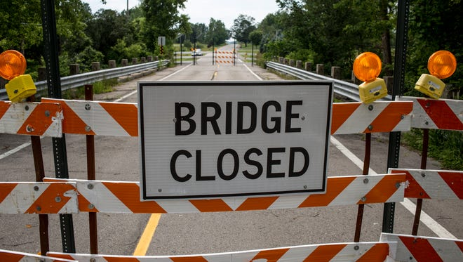 Gov. Rick Snyder has signed a bill appropriating $2.7 million in state funds to fix a bridge on St. Clair Highway over the Belle River.