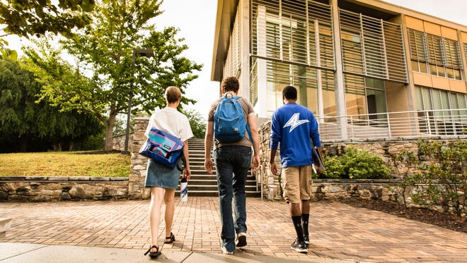 North Carolina has barred students from moving into five newly built dorms, citing safety concerns.