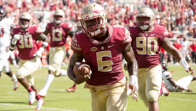 Despite a disastrous start to the season, Florida State's players and coaches alike have remained positive throughout their fair share of adversity.