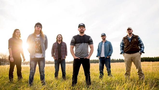Backroad Therapy will celebrate the release of their newest album Sunday night at a New Year's Eve part at The Tap.