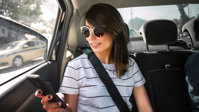 Just as you can rate the driver, they can rate you. A low overall score could mean fewer drivers want to pick you up.