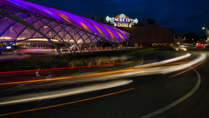 What does MGM have planned for Empire City Casino as Yonkers purchase nears?