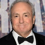 """Lorne Michaels in the early years of his tenure at """"Saturday Night Live."""""""
