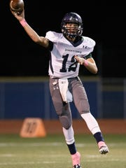 Damonte Ranch quarterback has committed to play football