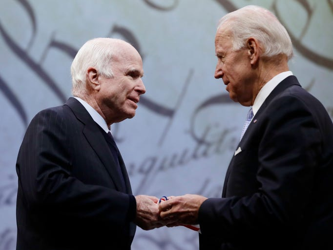 McCain warns against rise of 'half-baked, spurious nationalism'