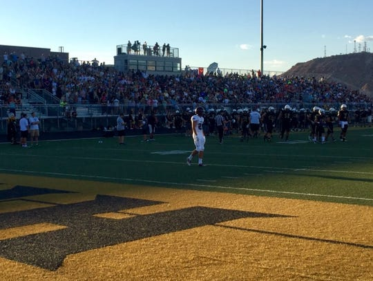 Desert Hills fell to Jordan in overtime in its home
