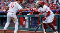 Aaron Nola struck out 11 in seven impressive innings to stay unbeaten at Citizens Bank Park, pitching the Philadelphia Phillies over the New York Mets 4-2
