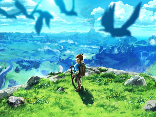 Perfect? Legend of Zelda Breath of the Wild review