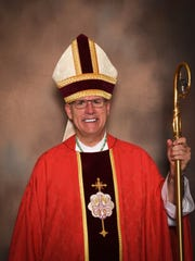 Bishop Kevin C. Rhoades of the Diocese of Fort Wayne-South Bend.