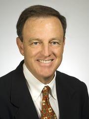 Jim Oakes, former Athletic Director, Louisiana Tech