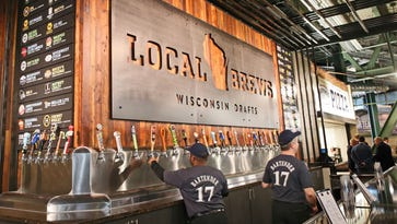 Miller Park's $20 million concession upgrades include tacos, barbecue, local beers