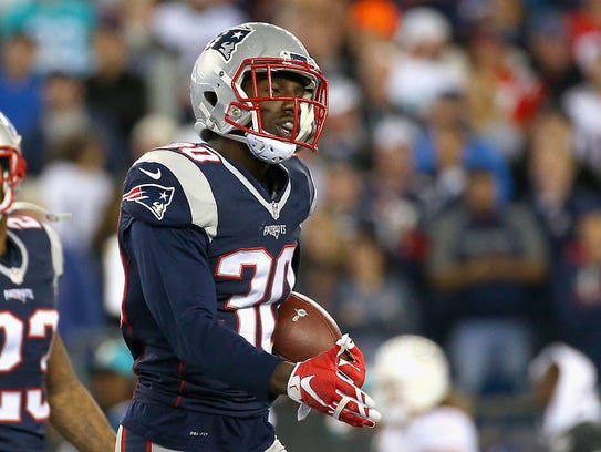 Duron Harmon is in his fifth season with the Patriots, and has reached at least the AFC Championship game in each season.