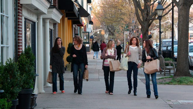 Grab your besties and hit the sidewalks for special deals and perks in Haddonfield.