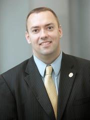 Sen. Brian Pettyjohn, R-Georgetown