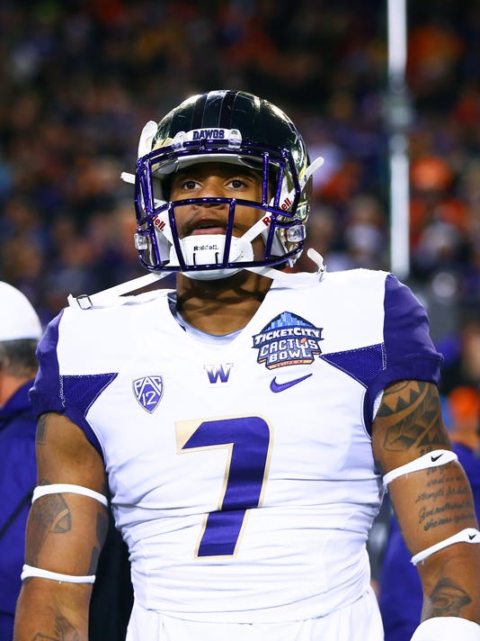 NCAA Football: Cactus Bowl-Washington vs Oklahoma State