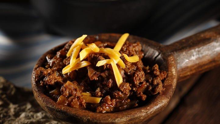 Molly's Chunky Texas Chili