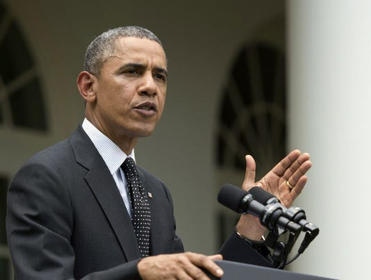 Obama: It's time to turn the page on a decade of war